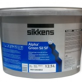 Sikkens alpha green Sil SF